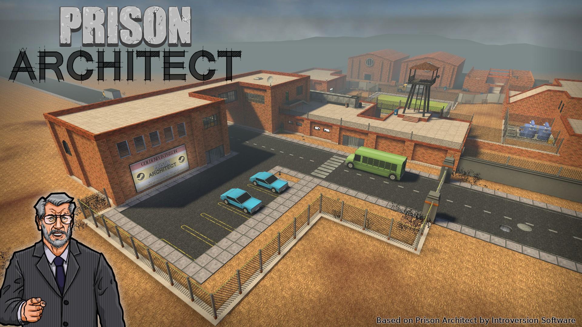 Prison Architect Mods Download