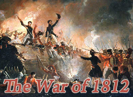 thesis statement on war of 1812