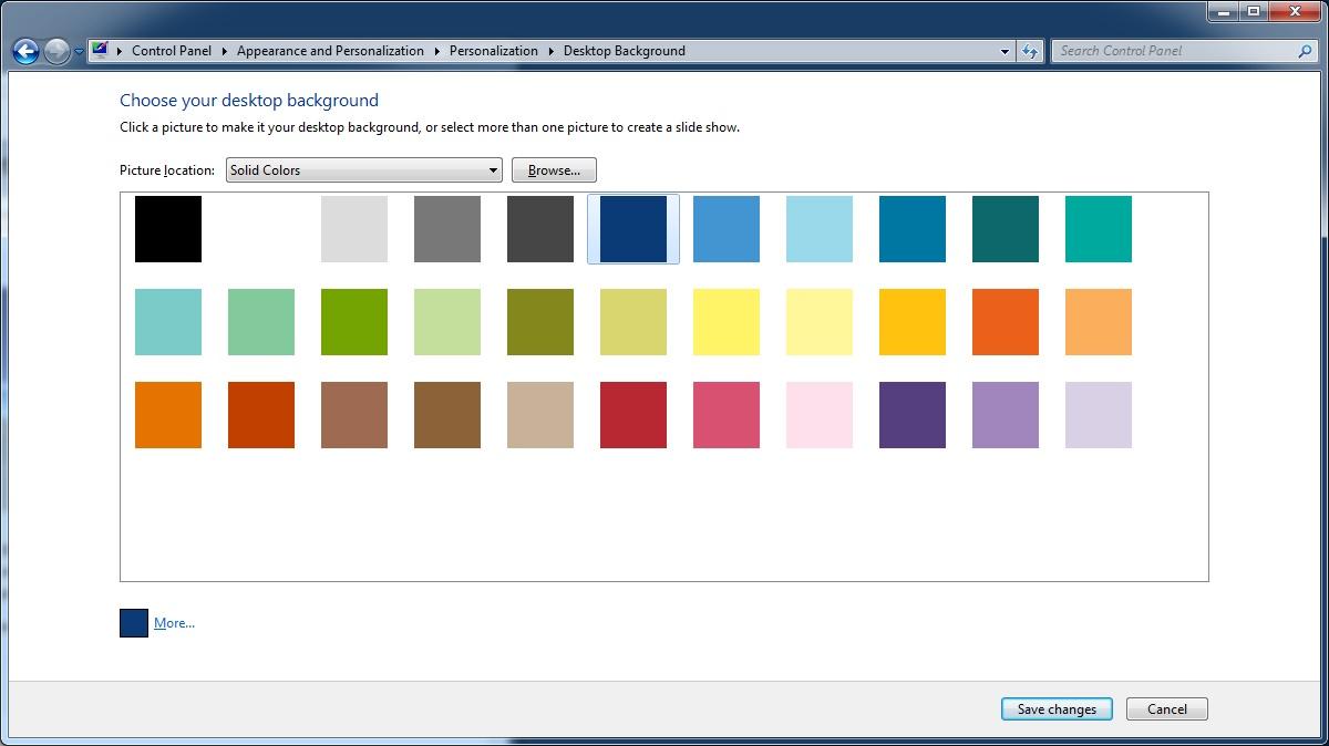 Как сделать чтобы картинки на рабочем столе windows 7