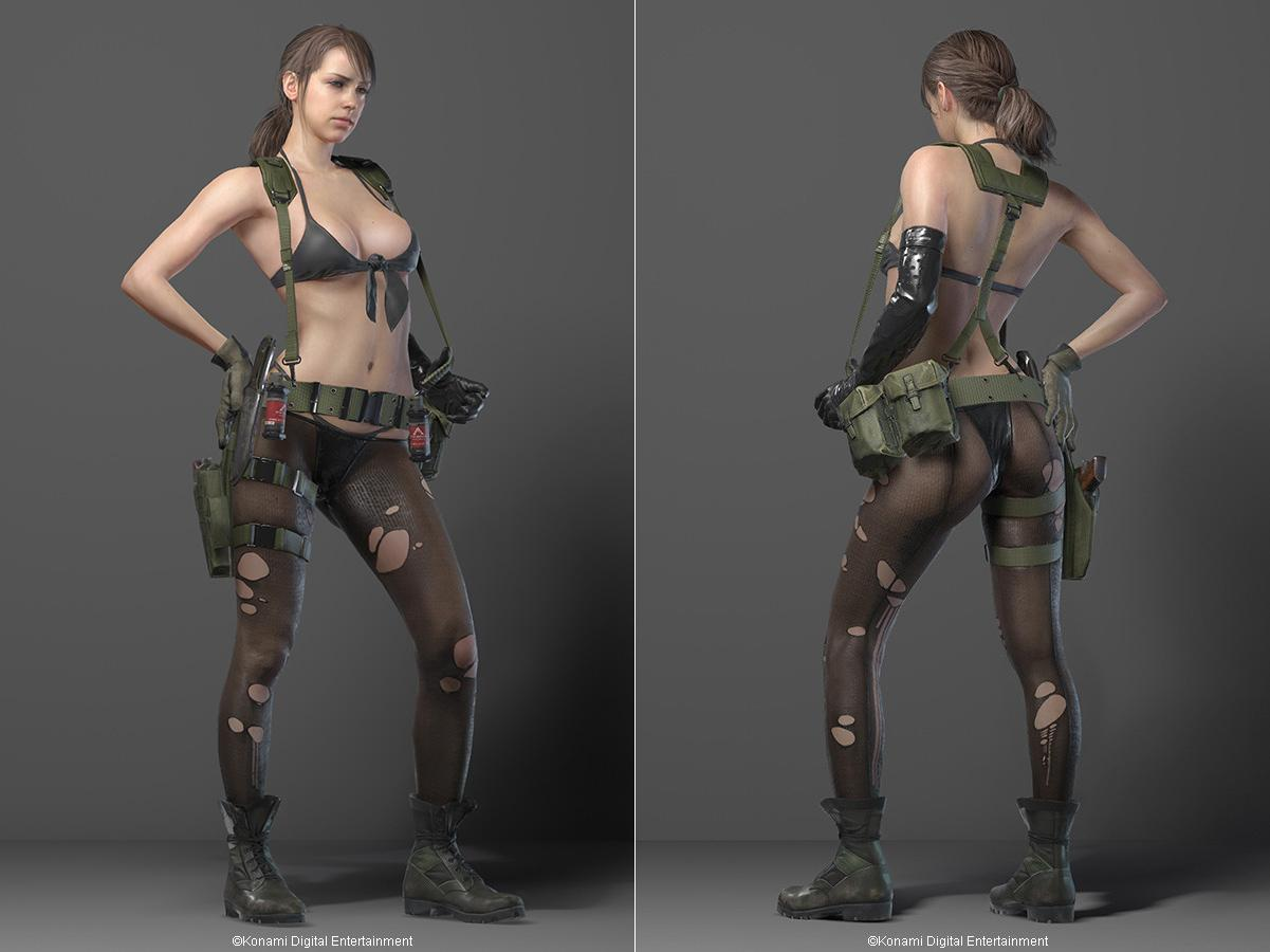 Steam-f?llesskab :: Guide :: Все костюмы в MGS V