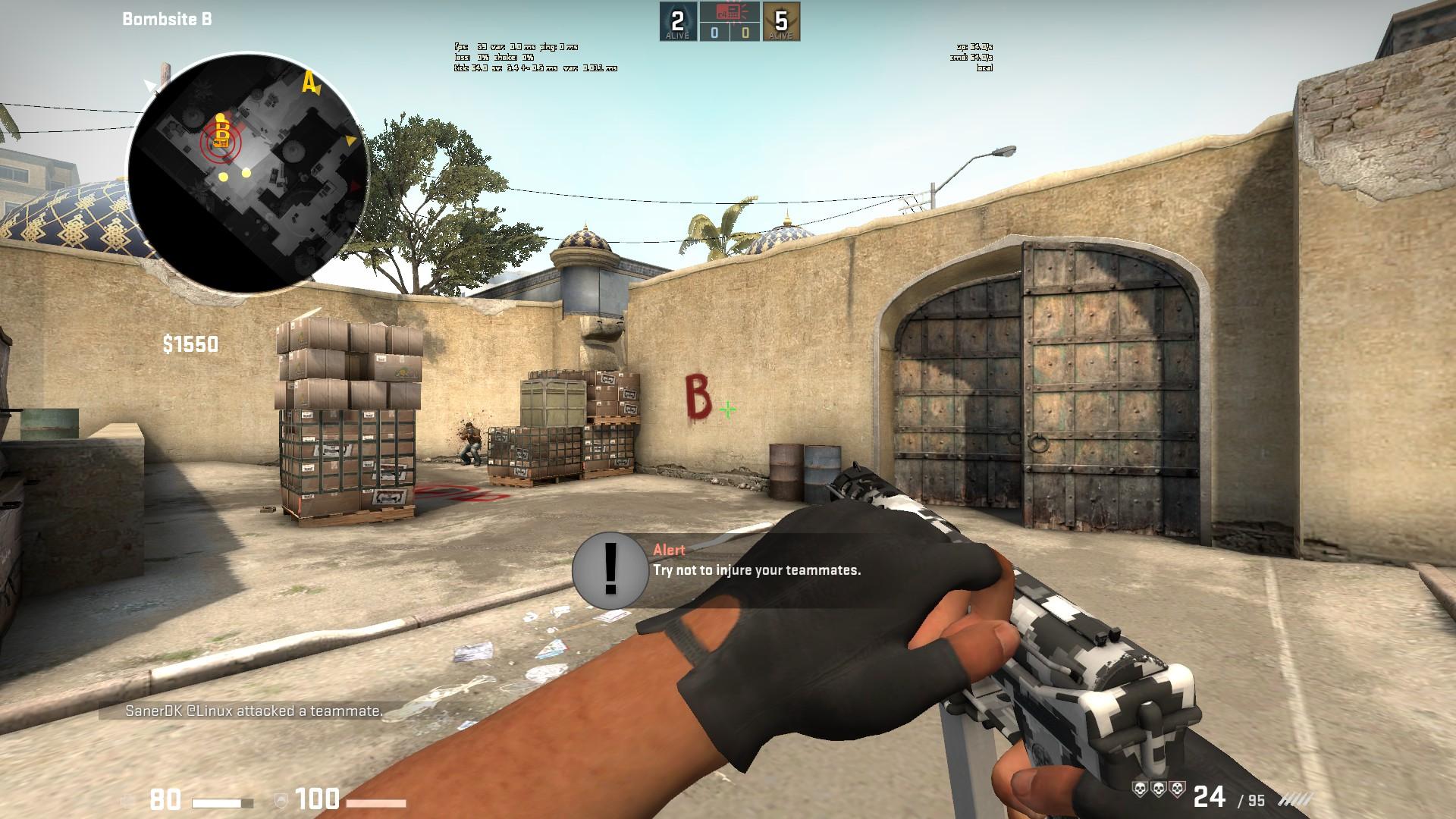 Как посмотреть FPS в игре CS GO Hellnar CS:GO 28