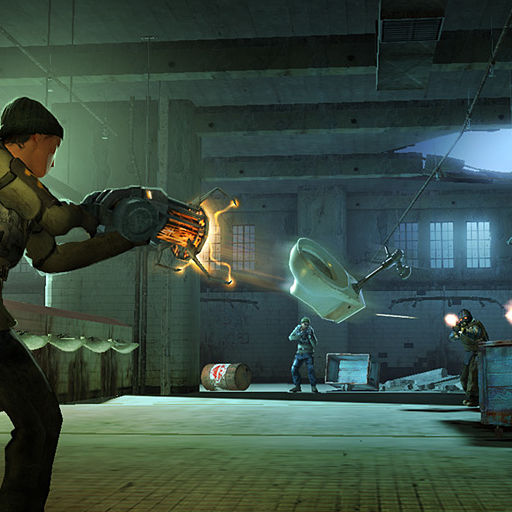 Half-life 2 руководство запуска по сети!