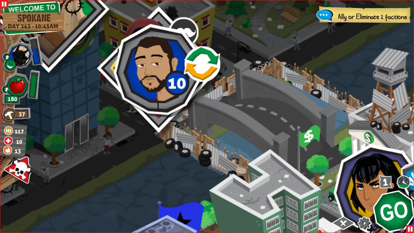Rebuild 3: Gangs of Deadsville screenshot