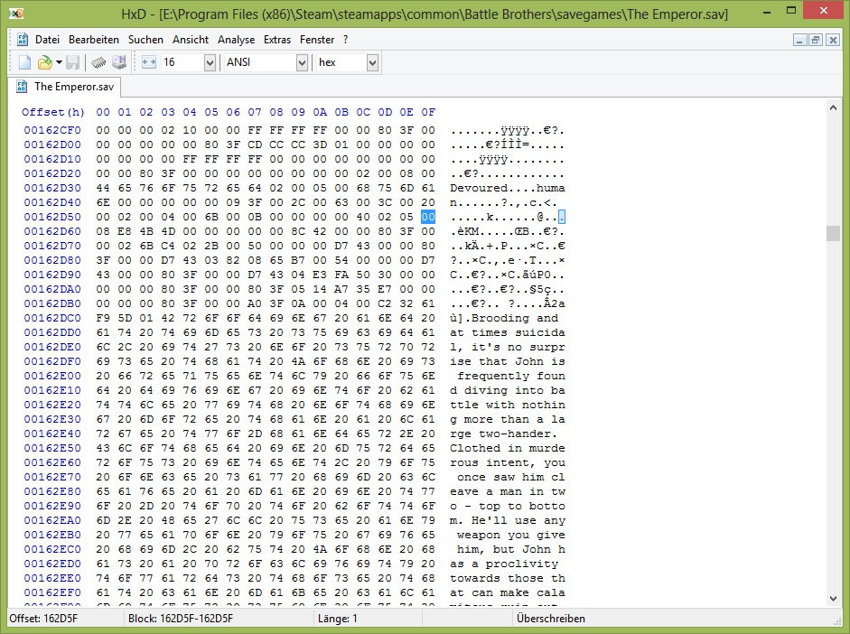 HxD Hex Editor - Free Download - Tucows Downloads