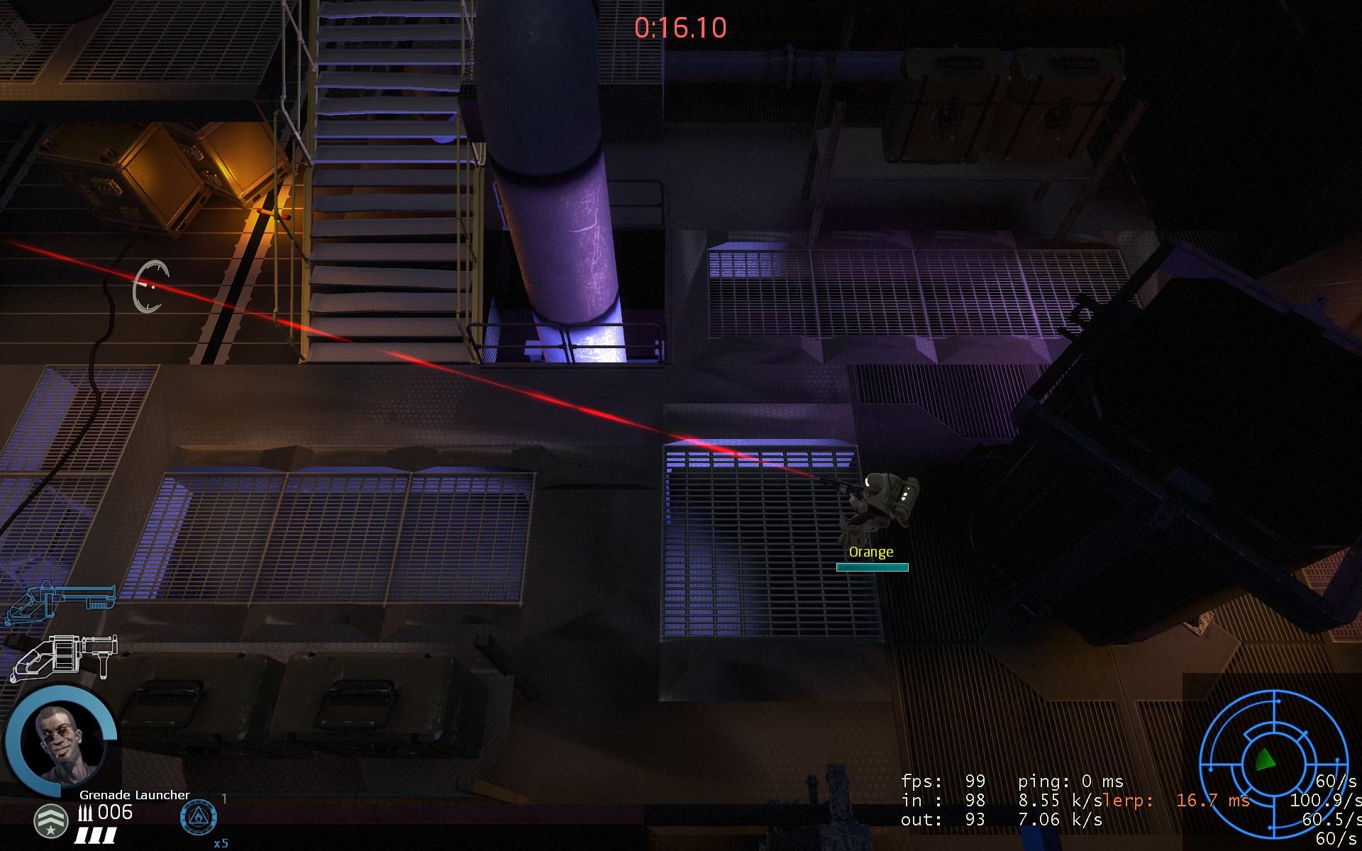 Alien Swarm: Reactive Drop screenshot