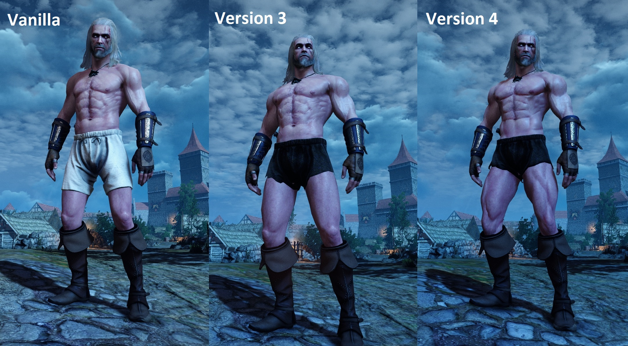 The Warcraft 3 nude mod fucking pics