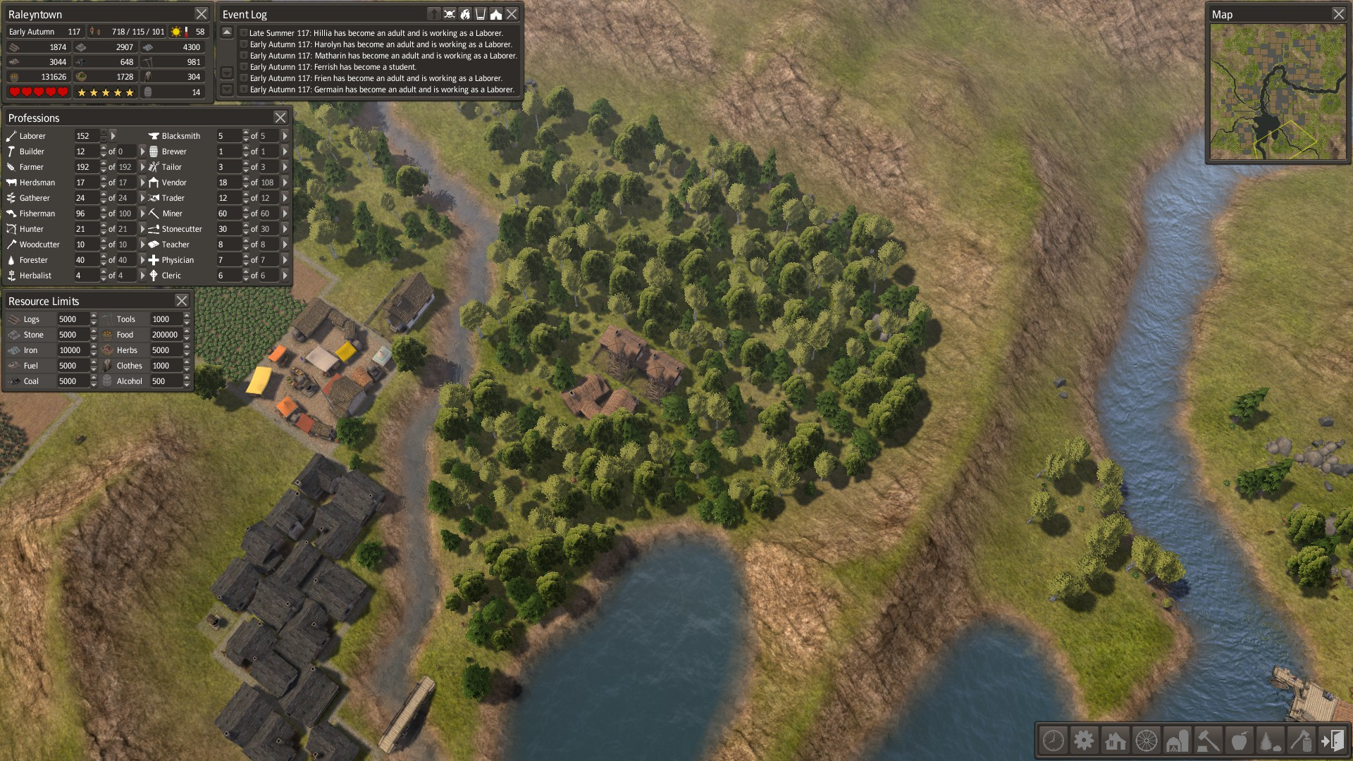 How to Survive in Banished