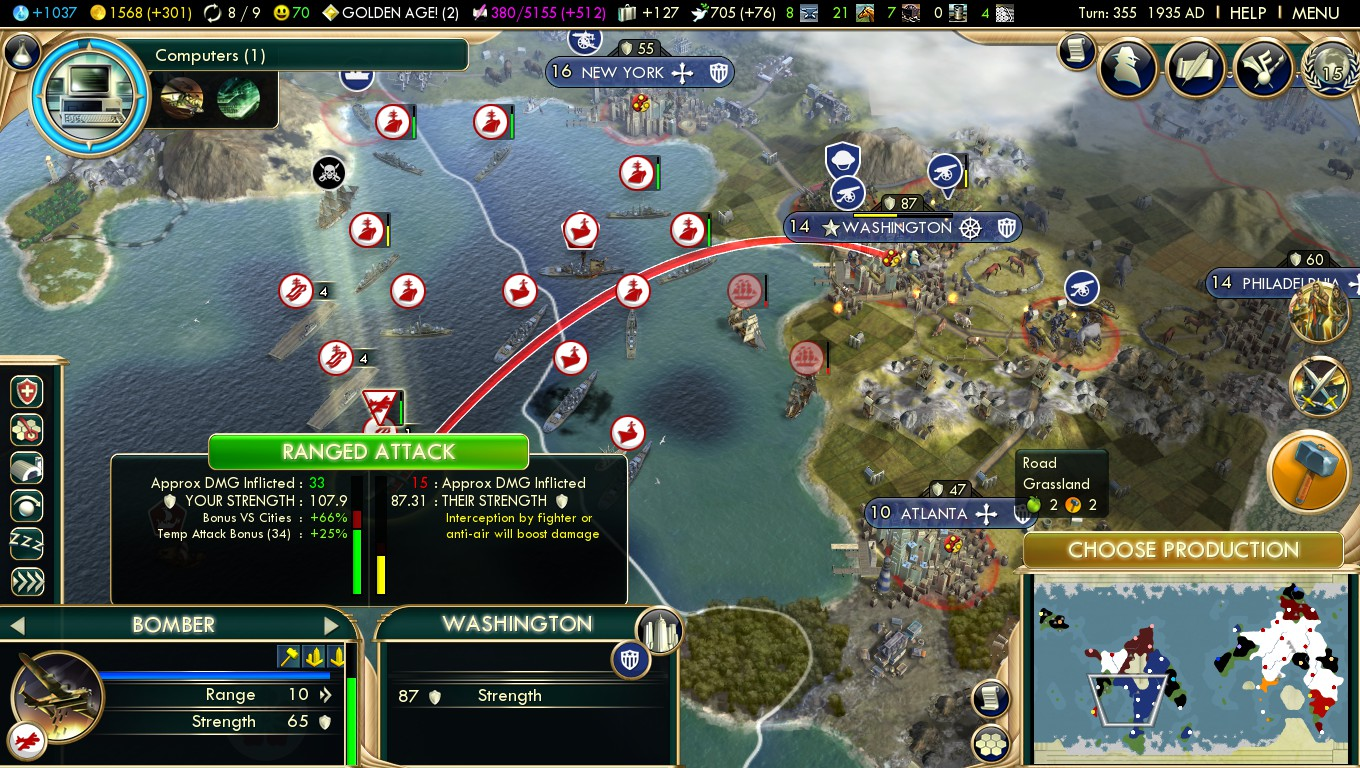 Seems Avoid domination victory with