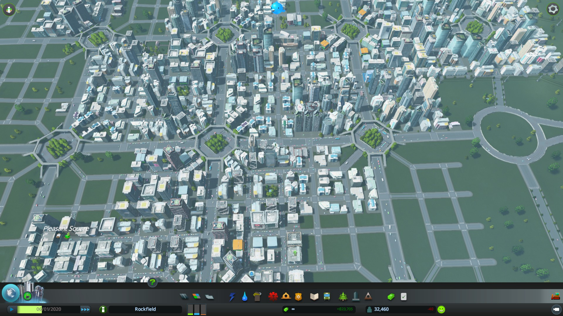 Как сделать карту cities skylines 451