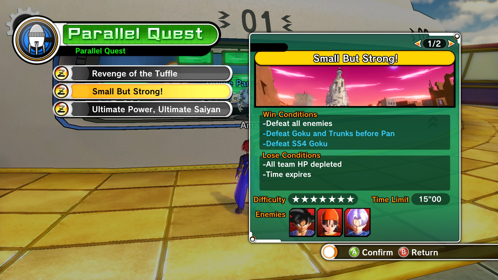 Steam Community :: Guide :: Guide to DLC Pack 1 for Dragon Ball