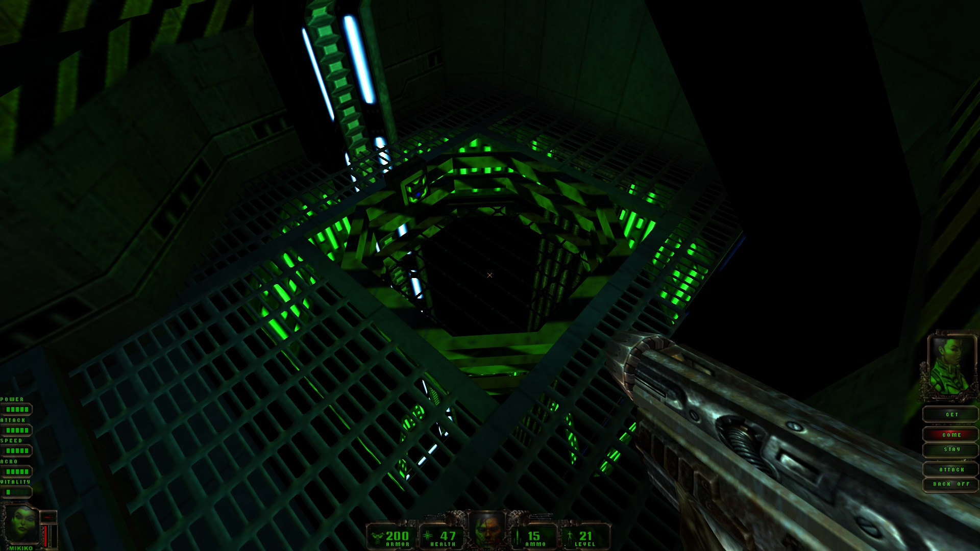 Steam Community Guide Basics Of Daikatana For The First Time Smart Fuse Box Wiki Example In Episode 4 Theres An Elevator Cart Shaft Military Research Base Thats Supposed To Be Protected By A Metal Grating