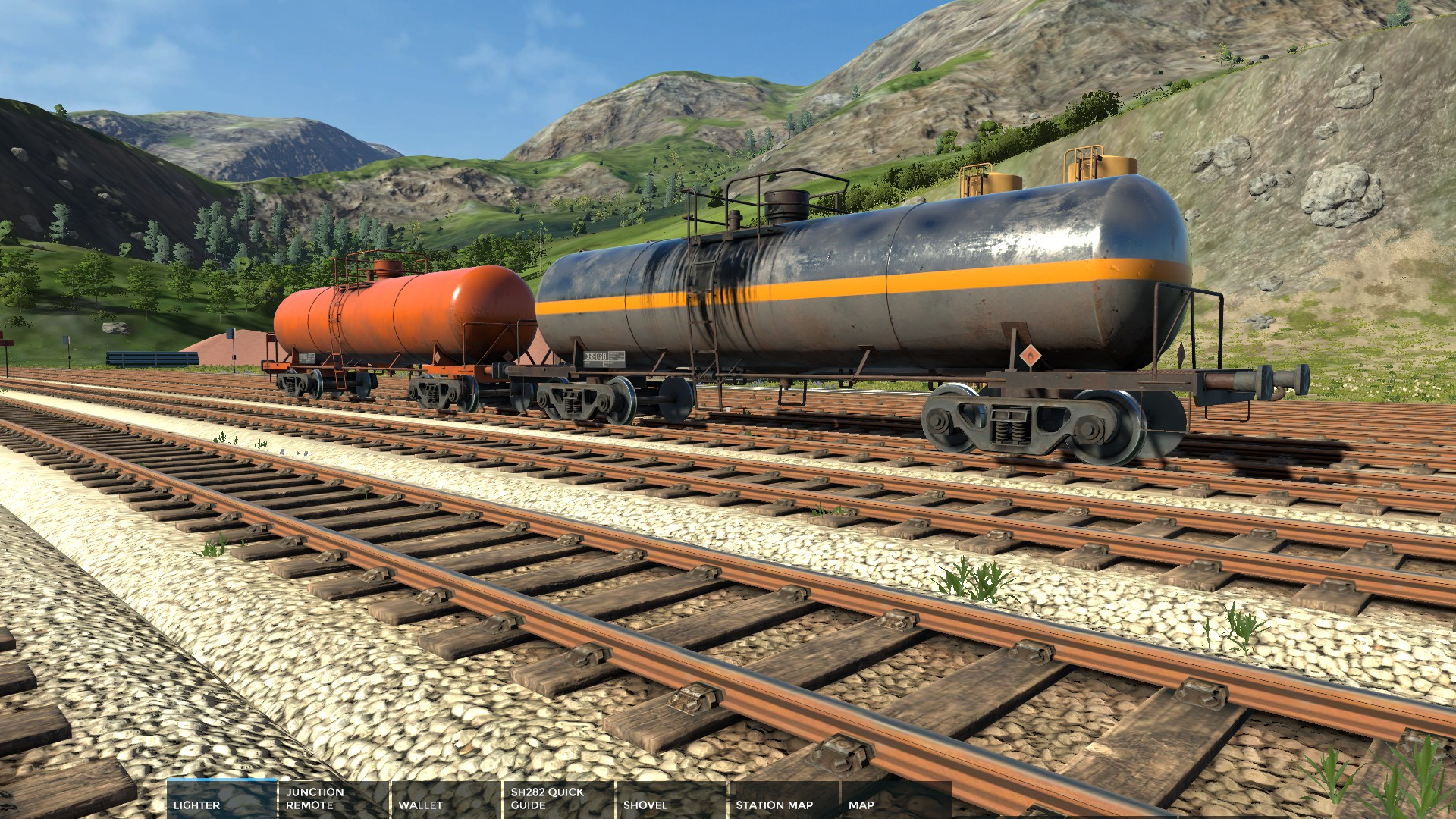 Steam Community :: Guide :: Train / Railcar Spawning in