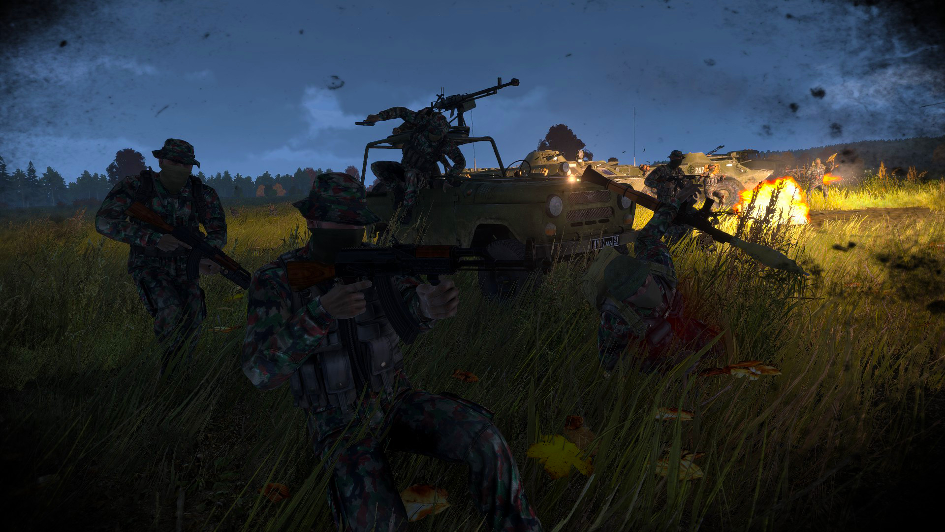 Steam Workshop :: FlaK's Arma Commander Missions