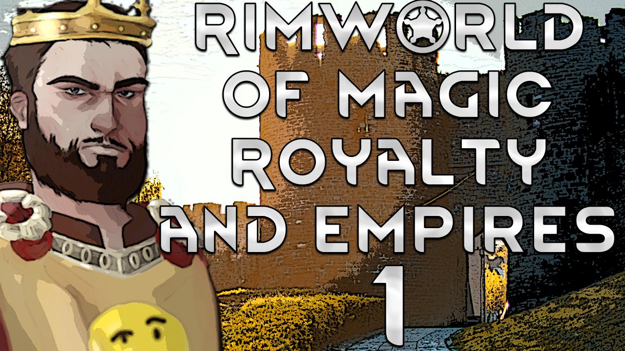 Steam Workshop Thet S Rimworld Of Magic Royalty Mod List
