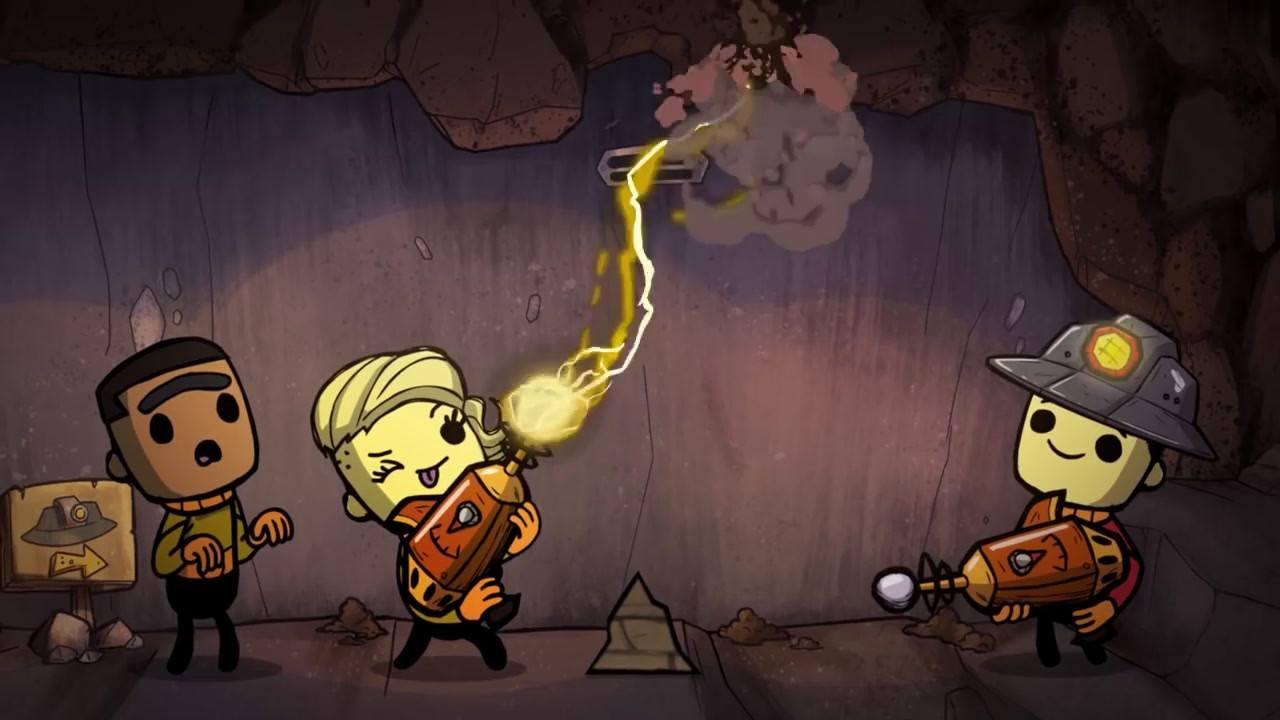 Steam Workshop :: Oxygen Not Included Upgrade
