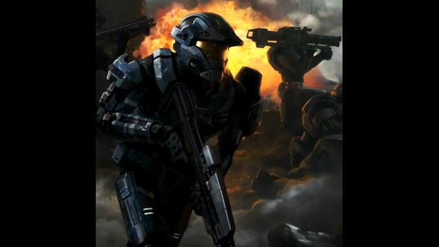 Steam Workshop :: Halo Reach Firefight Artwork 4K