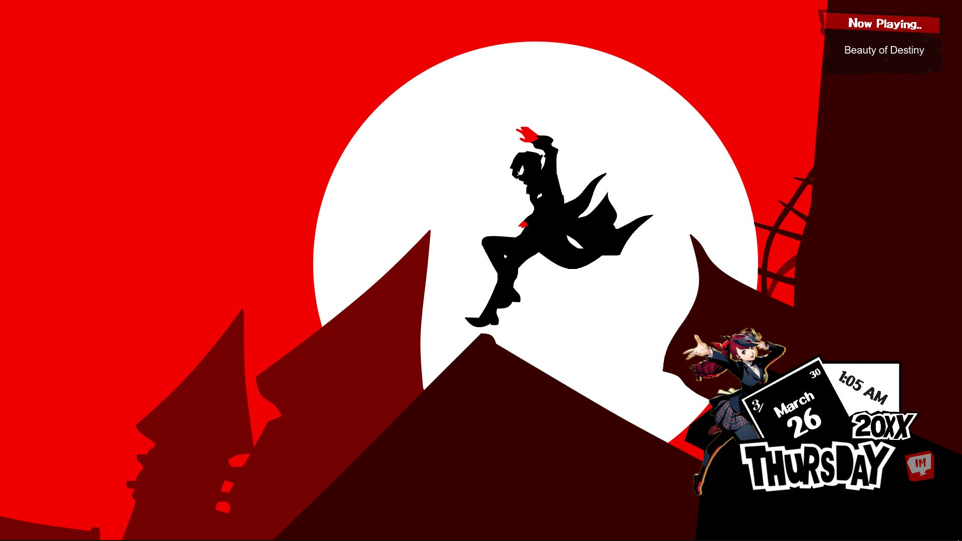 Steam Workshop Persona 5 Dynamic Wallpaper