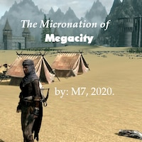 The Micronation of Megacity画像