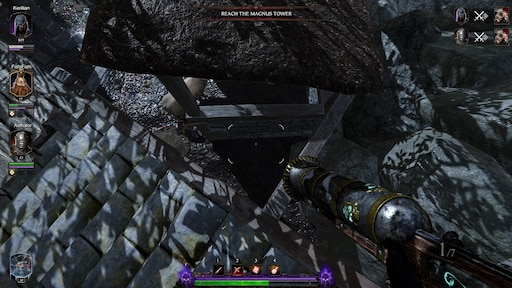 Player gets stuck:Horn of Magnus - Vermintide 2 - Bugs - Fatshark Forums