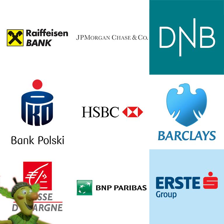 Real Banks by Dubinek