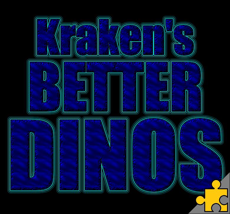 Kraken's Better Dinos