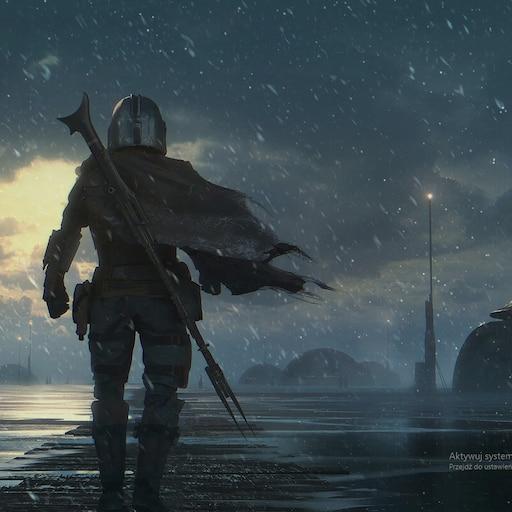 Steam Workshop The Mandalorian Concept Art