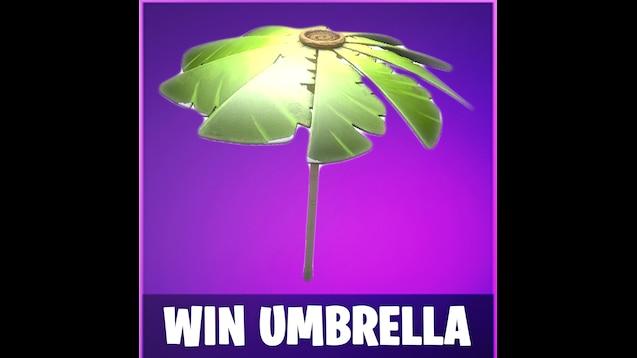 Steam Workshop Fortnite Win Umbrella