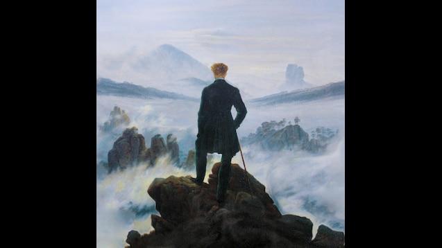 Steam Workshop Wanderer Above The Sea Of Fog