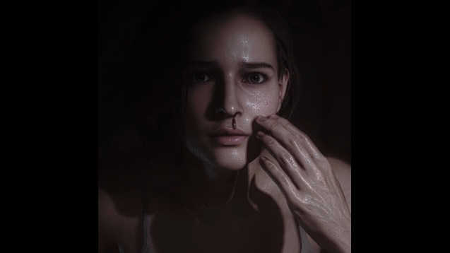 Steam Workshop Resident Evil 3 Remake Jill Valentine Infected