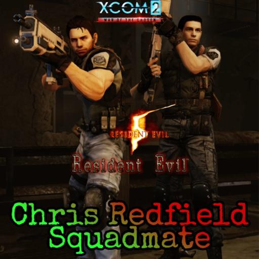 Steam Workshop Re Remake Re5 Chris Redfield Squadmate Pack