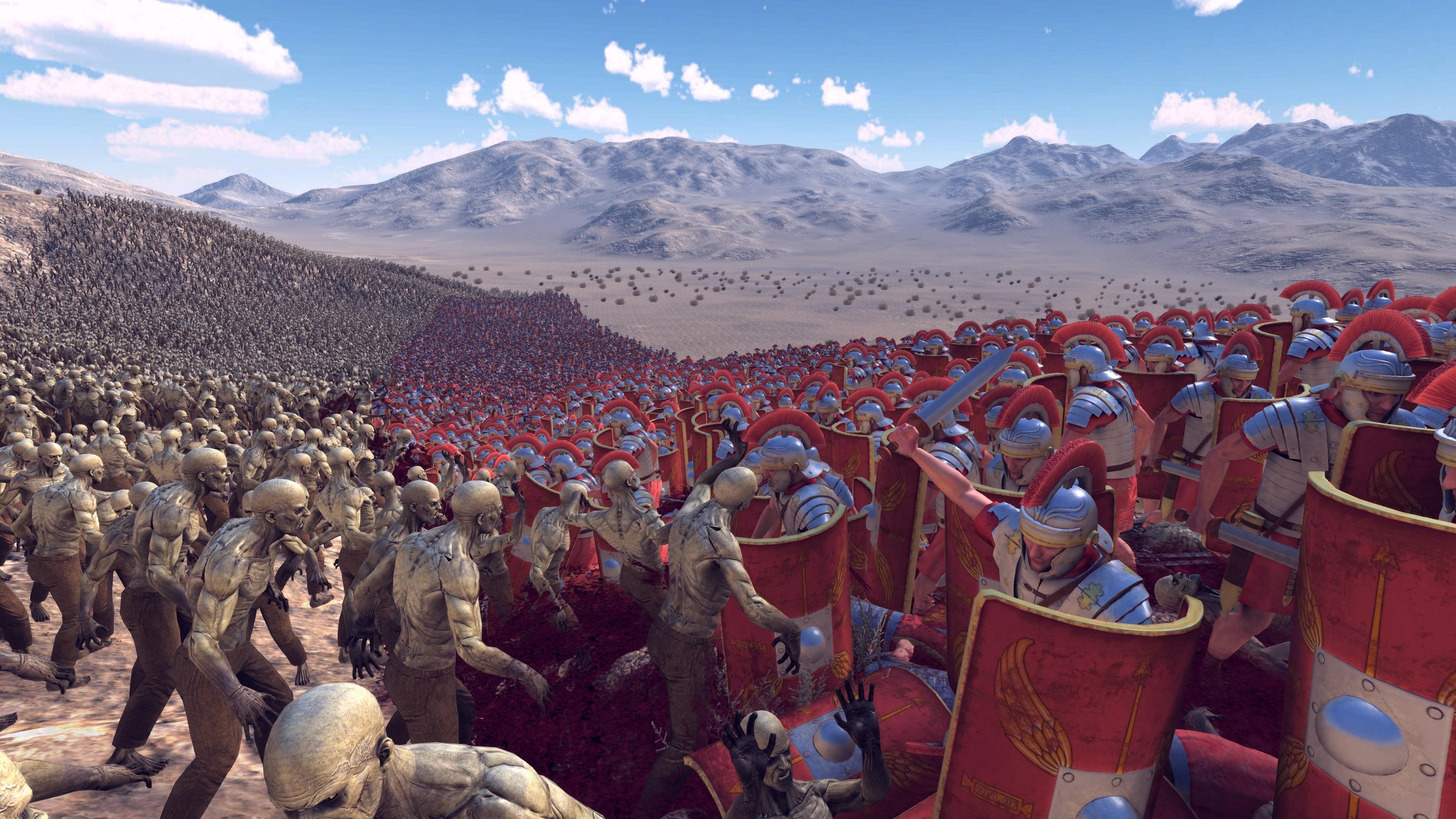Ultimate Epic Battle Simulator / UEBS v0.2 скачать торрент с rutor org
