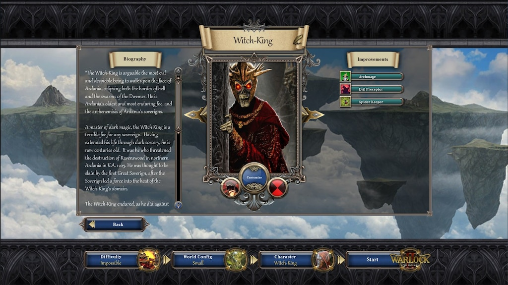 steam community screenshot behold the witch king