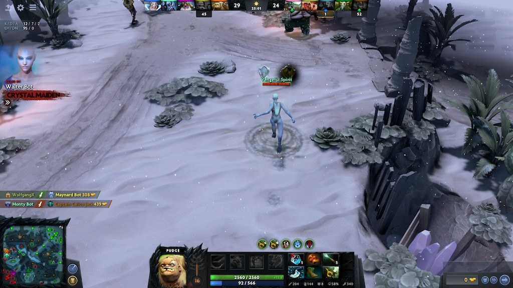 Steam Community :: Screenshot :: Dota 2 Patch 7 00 in a nutshell