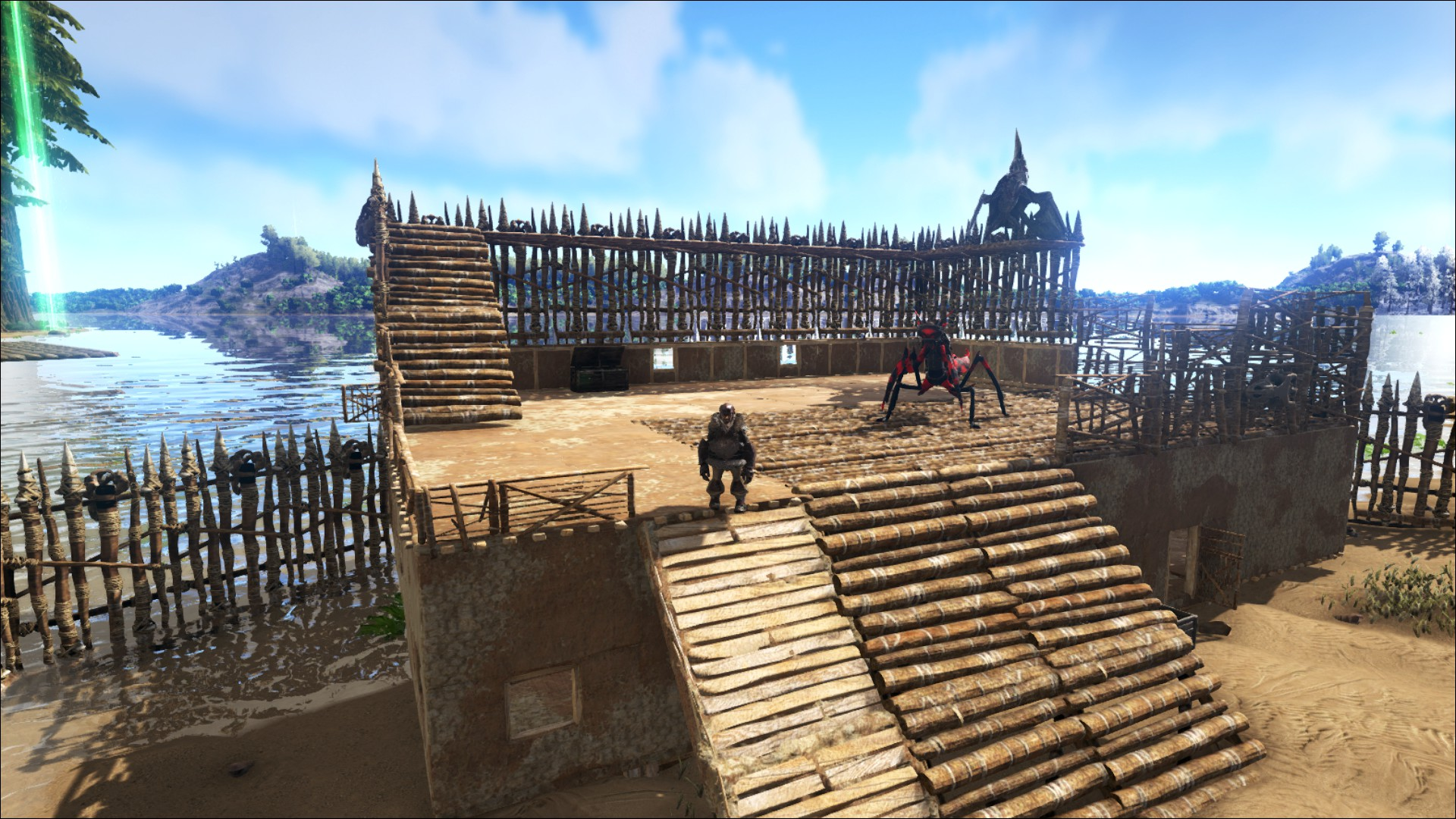 Steam Workshop Cage Structures Back To The Roots
