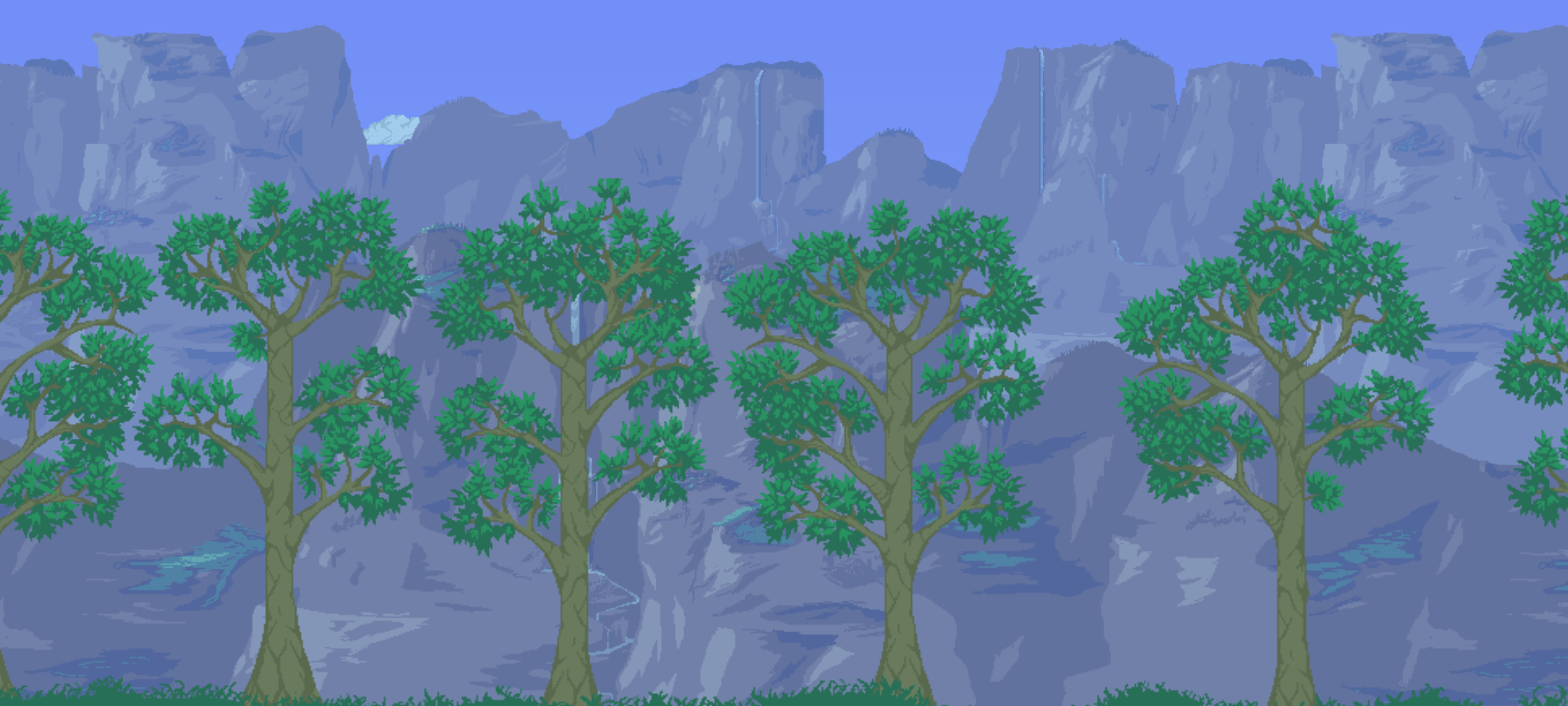 ... pixel backgrounds tumblr on 16 by DeviantArt dragon bit B forest  Snoodle ...