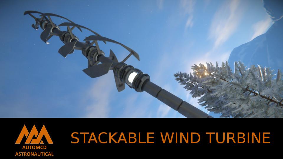 space engineers wind turbine on ship