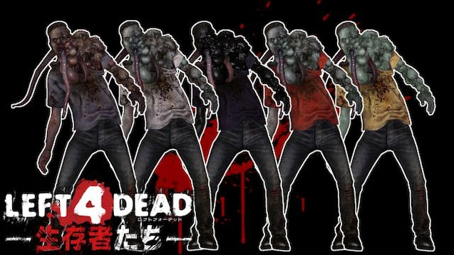 Steam Workshop :: LEFT 4 DEAD -生存者たち- TRUE RNG SMOKERS
