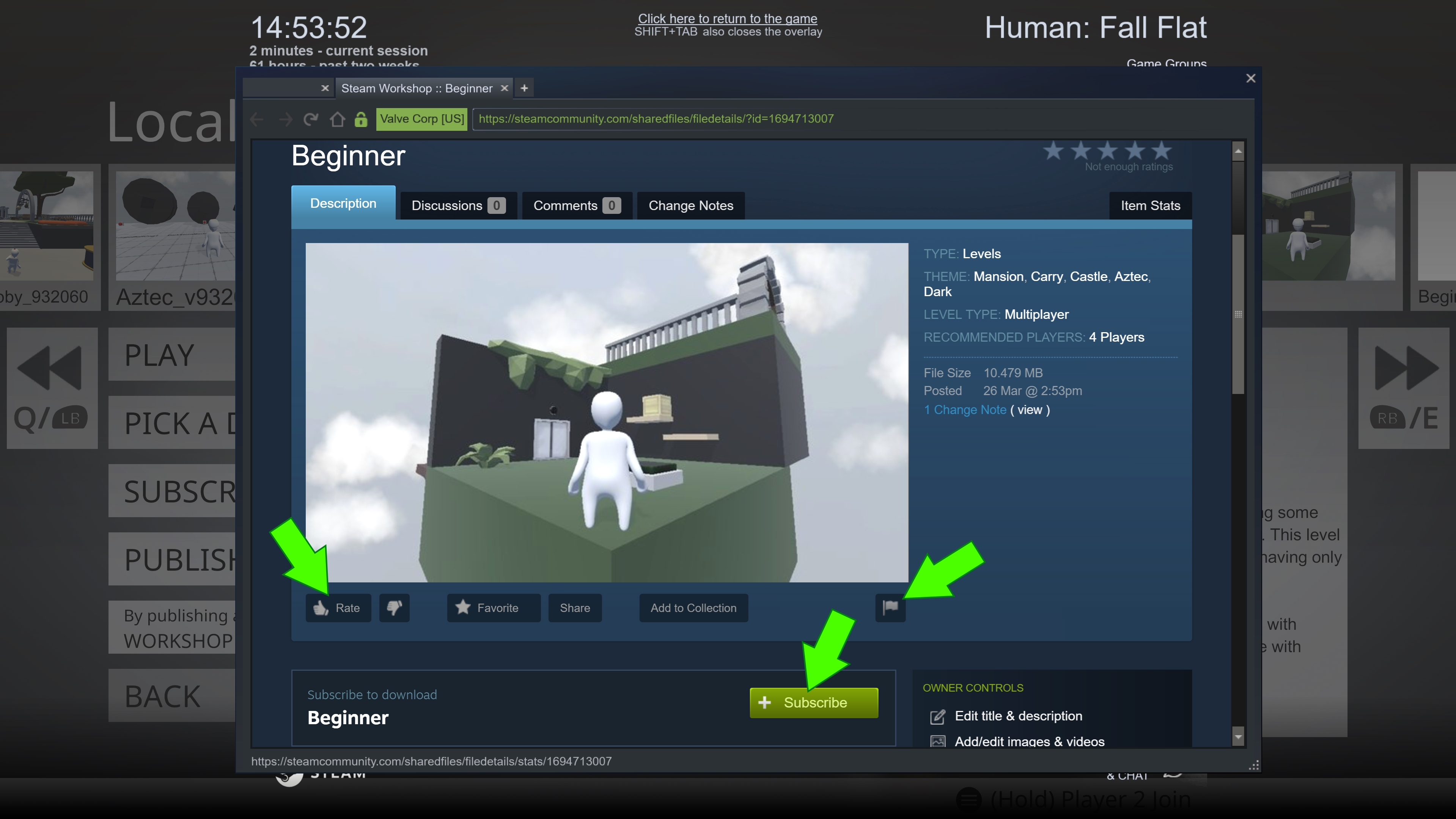 Steam Community :: Guide :: [NEW] Human Workshop: Getting Started