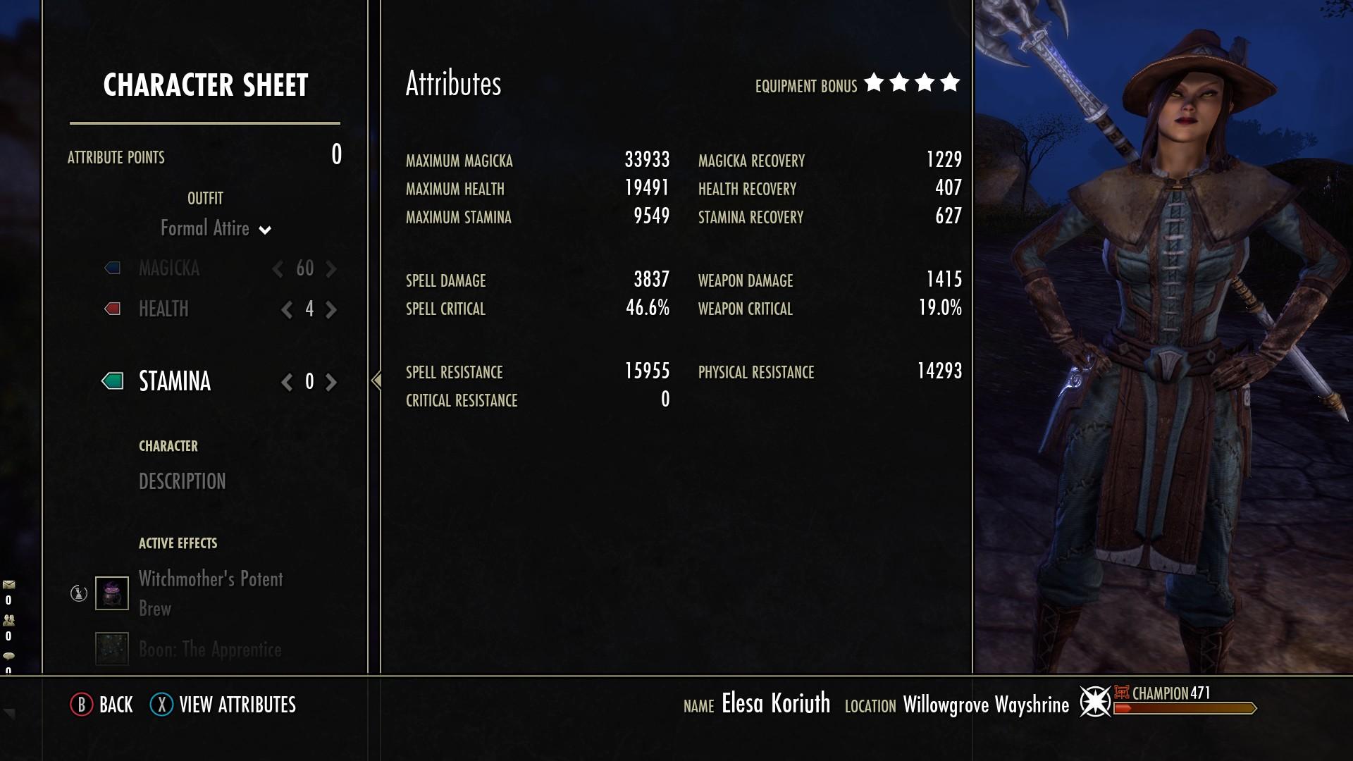 Steam Community :: Guide :: Champion of Magnus Build (Redone)