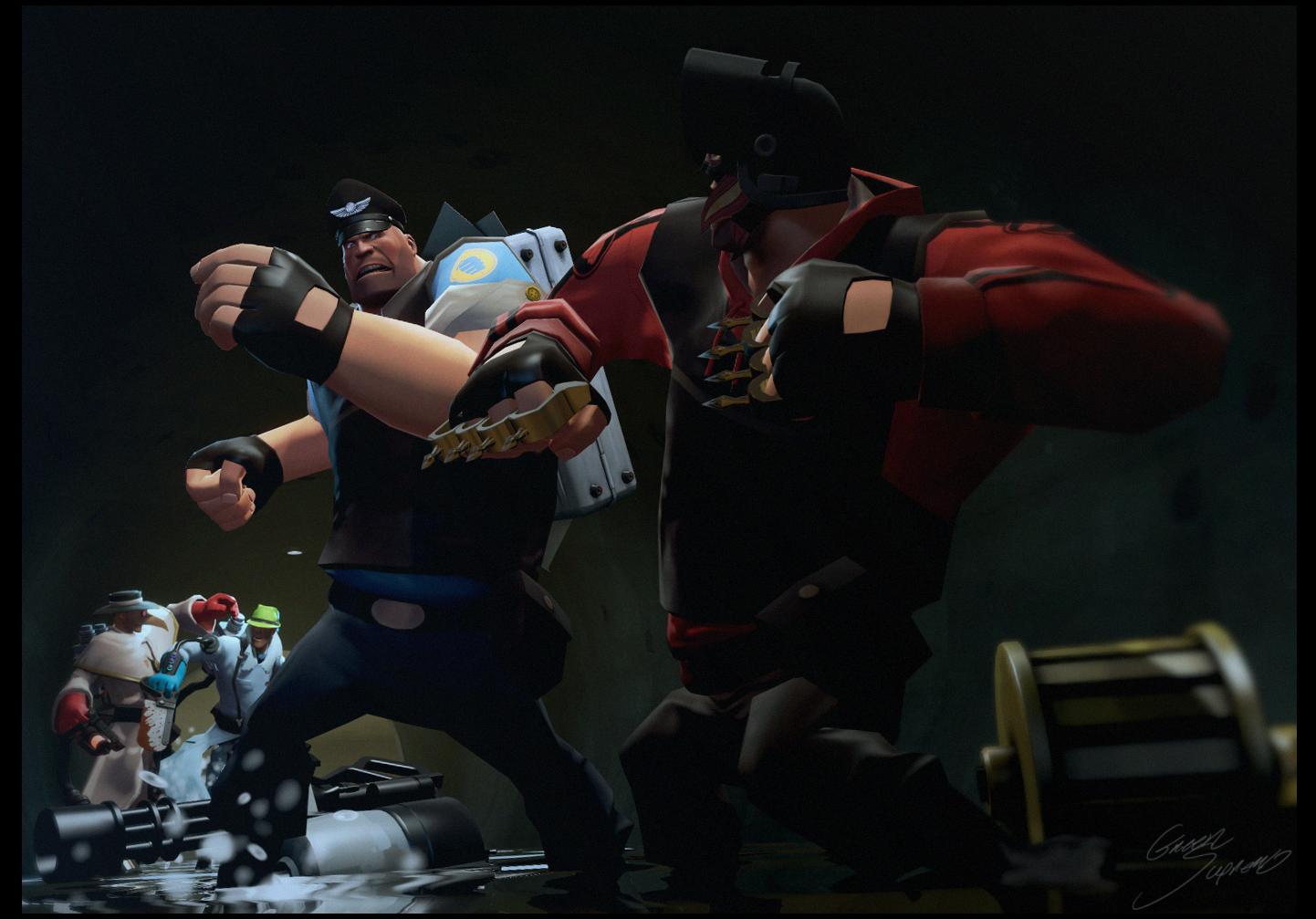 Steam Community :: :: Unfounded Revenge