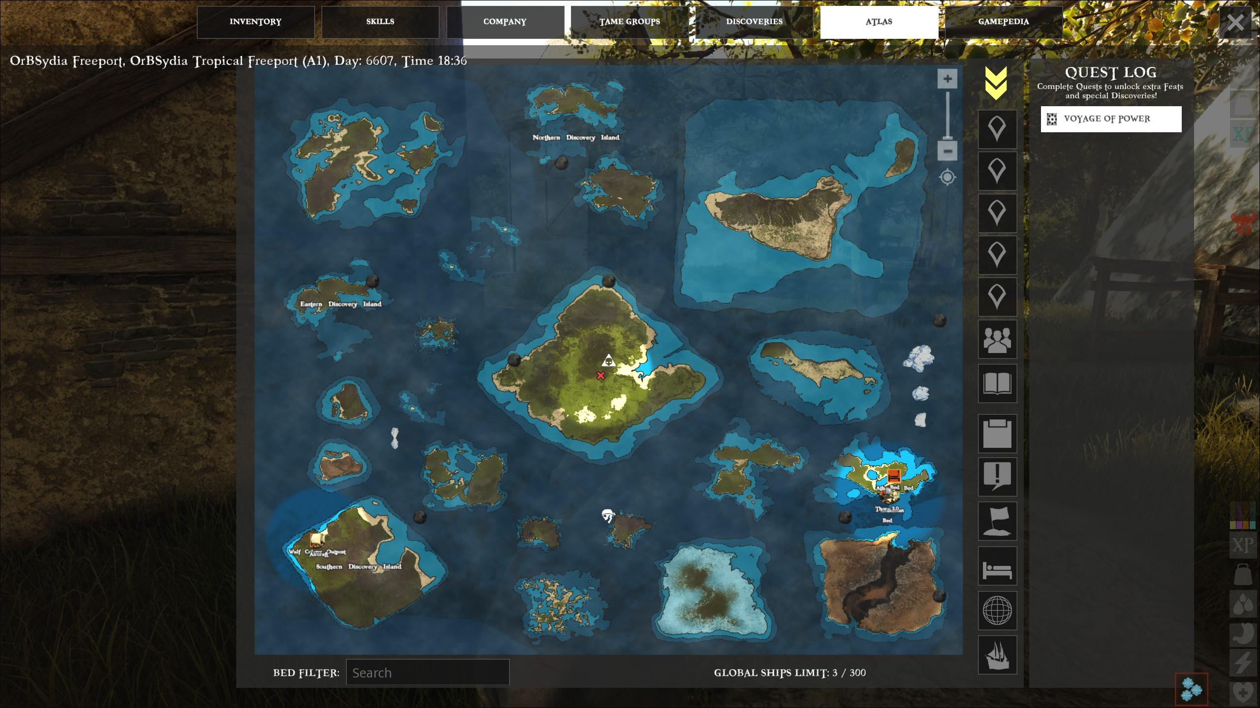 Work in Progress - Custom Single Player Experience - General