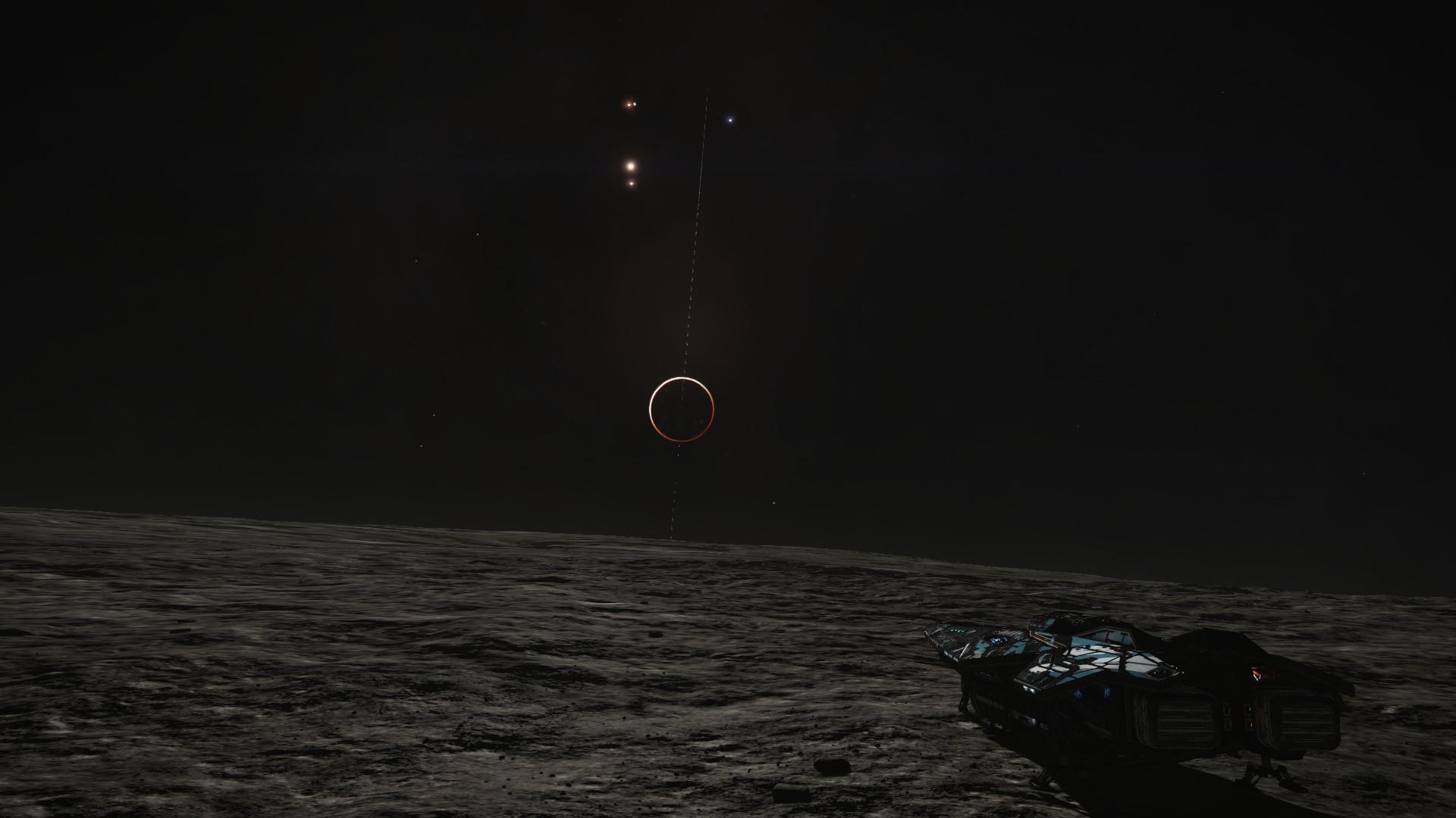 podar eclipse corona