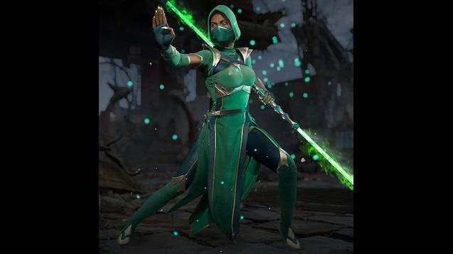 Steam Workshop Mortal Kombat 11 Jade