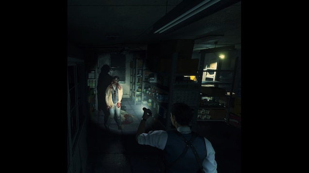 Steam Workshop :: Resident Evil 2 Free Cam View 05 21:9