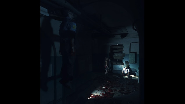 Steam Workshop :: Resident Evil 2 Free Cam View 14 21:9