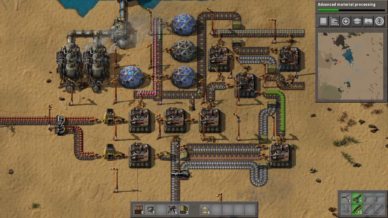Factorio: Captain Planet doesn't stand a chance  - The