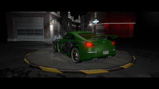 Steam Workshop Nfs Underground 2 Rachel S Nissan 350z