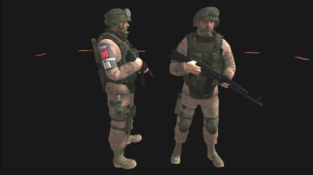 Steam Community :: Screenshot :: Russian Military Police (With 6B23