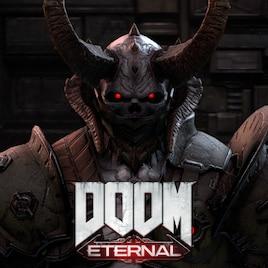 doom eternal marauder art