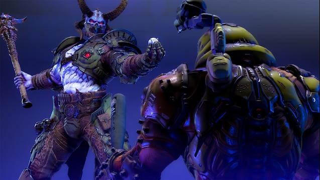 Steam Workshop Doom Eternal Marauder